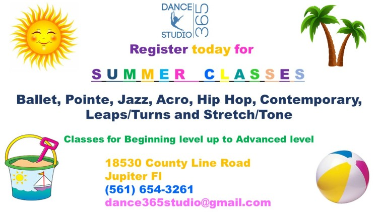 Summer Registration 2020